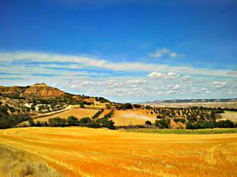 La Peraleja, Spain by carrodeguas