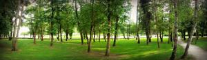 Parque Rio Freixeiro, Spain