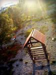 Parque Castelao Fene, Spain