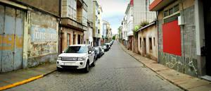 Rua de Carlos III, Ferrol