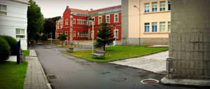 UDC Campus de Ferrol, Spain