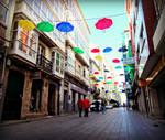 Rua Real Ferrol, Spain