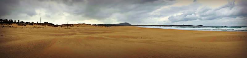 Playa de Valdovino, Spain by carrodeguas