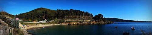Playa de Carino, Ferrol, Spain by carrodeguas