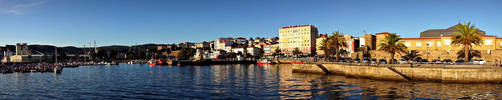 Puerto de Curuxeiras Ferrol, Spain by carrodeguas