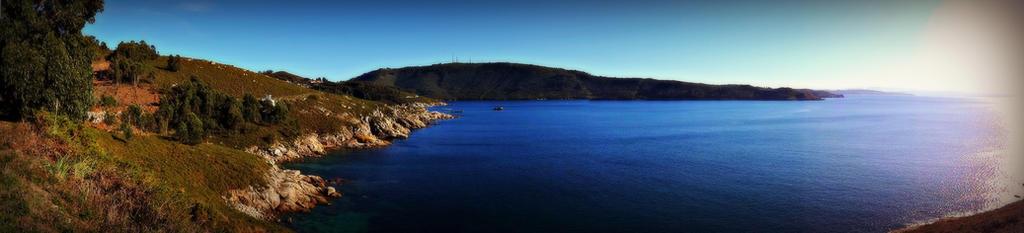 Ria de Ferrol, Spain