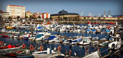 Puerto de Curuxeiras, Spain