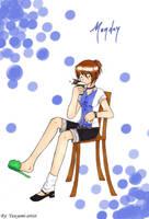 Monday by yuuyami-artist
