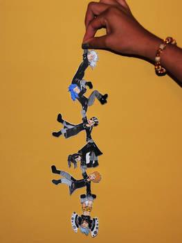 Chibi Chain-Organization 13-B by yuuyami-artist