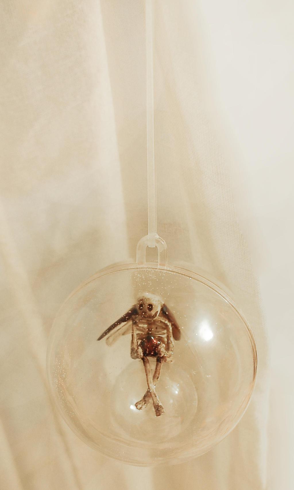 Oracle Fairy - Esmeralda (Real Jewel Beetle Wings) by