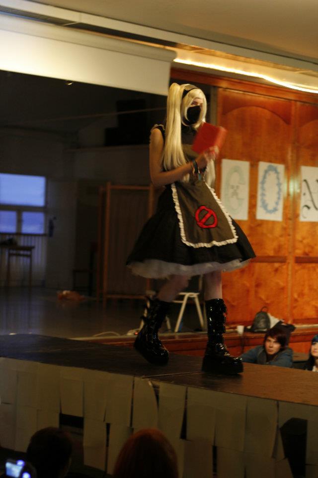 Kakashi: Lolita Style. by MizMizza