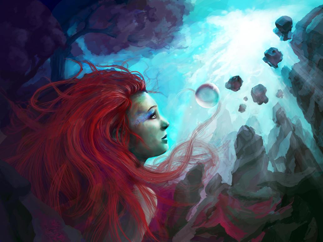 Aelunna by Xyrlei