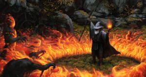 Drexler Van Gard - Wave of Fire