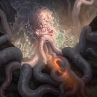 Matrama, Bringer of Tides by Xyrlei