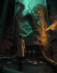 Underground Laboratory by Xyrlei