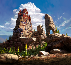 LROA: Painted Fortress