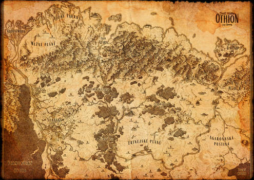 Map of Othion