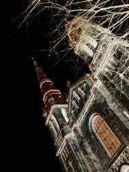 40 Church - ND du Rosaire by bernache-solitaire
