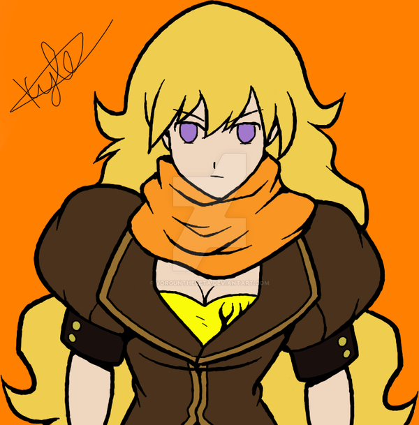 Yang Xiao Long Wallpaper: Yang Xiao Long By VorgunTheBeta On DeviantArt