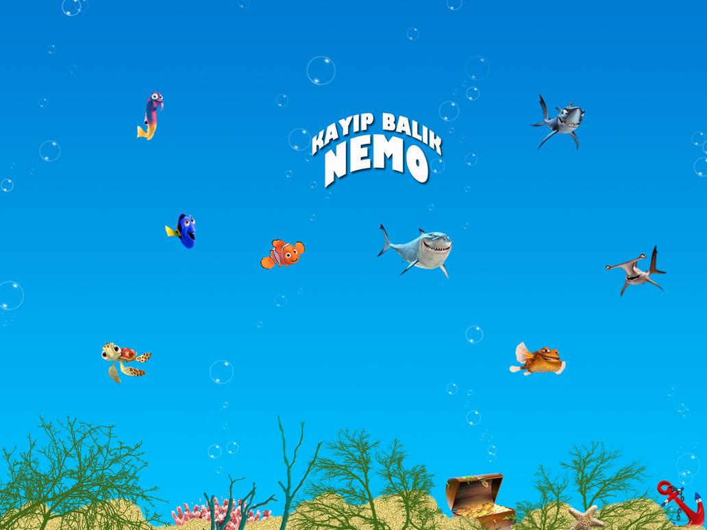 Finding Nemo D Animasi Hd Wallpaper: Finding Nemo Wallpaper By Dabbex30 On DeviantArt