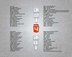 html4_cheat_sheet_wallpaper by dabbex30