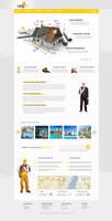 Construction Company Web Interface