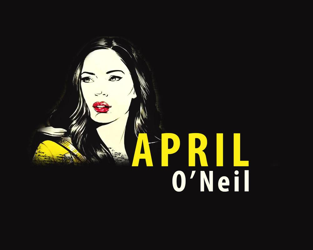 APRIL O'Neil - TMNT - Megan Fox by dabbex30