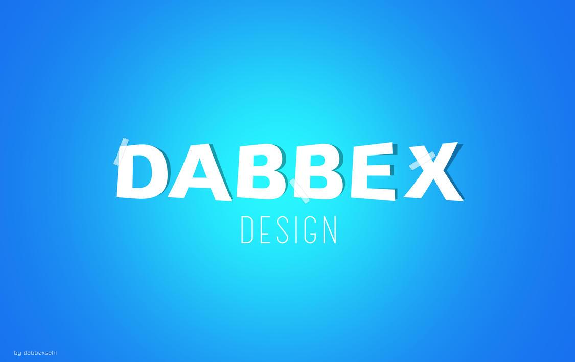 Minimalistic Typografic Wallpaper by dabbex30