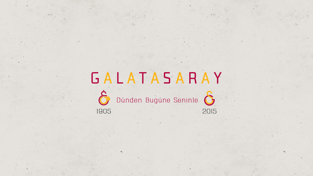Galatasaray-Typography-Light by dabbex30