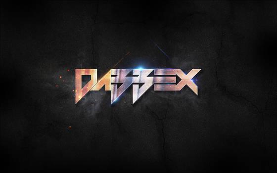 Dabbex-Letters-Metal-Logo