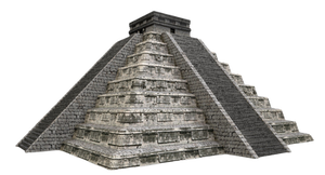 Mayan Temple (1)