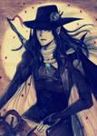 Vampire Hunter D by Kzira03