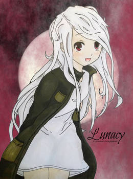 Meet my OC Lunacy
