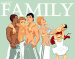 We used to be family