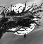 Another Vampbat (Quick sketch)
