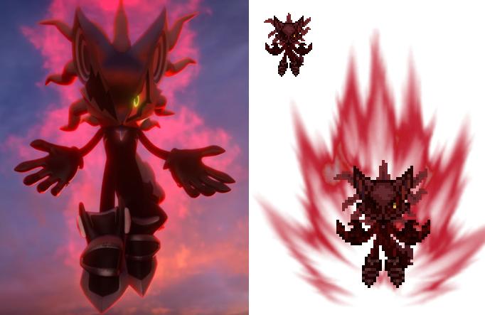 Dark sonic vs shadow newgrounds dating 4