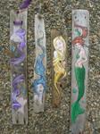 The four mermaids