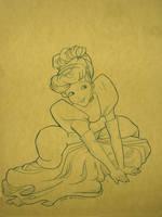 Cinderella by khallion