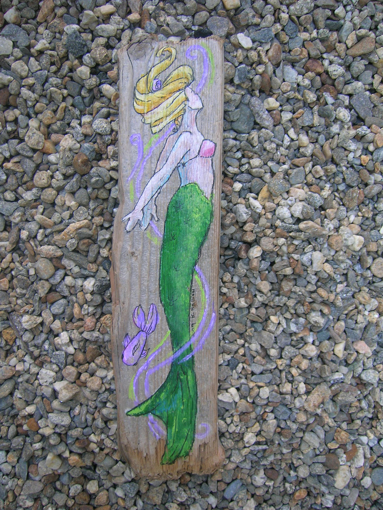 Mermaid 7 by khallion