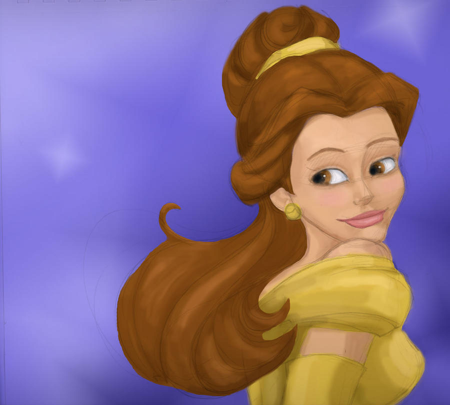 Belle by khallion