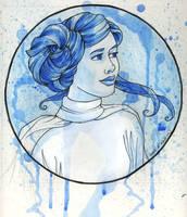 The Princess by khallion