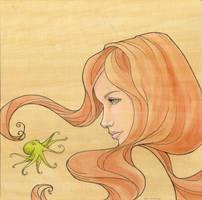 The Octopus Mermaid Series, 1 by khallion