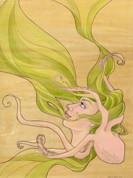 The Octopus Mermaid Series, 5