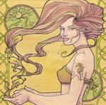 Tattooed Mermaid 2