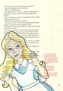 Alice on a Book Page2