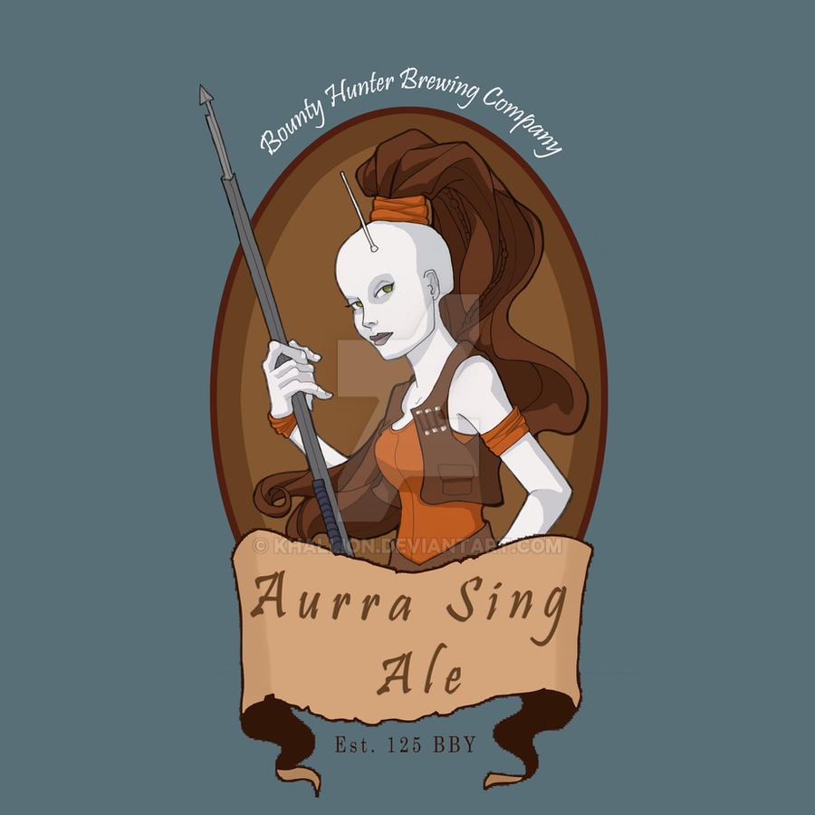 Aurra Sing Ale by khallion