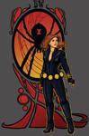 Black Widow Nouveau