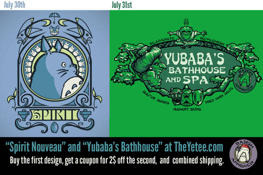 2 Designs on the Yetee