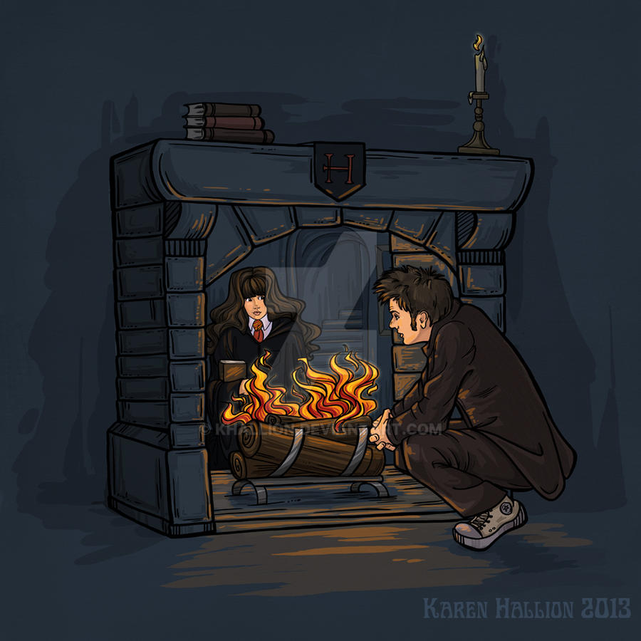 the witch in the fireplace by khallion on deviantart