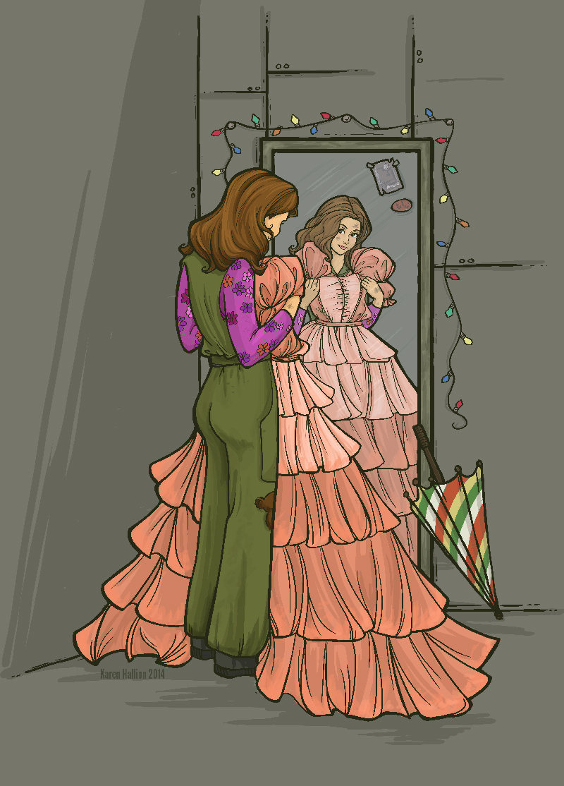 The Shindig Dress by khallion